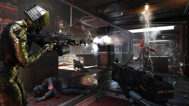 Los creadores de Wolfenstein están 'luchando activamente' contra el crunch