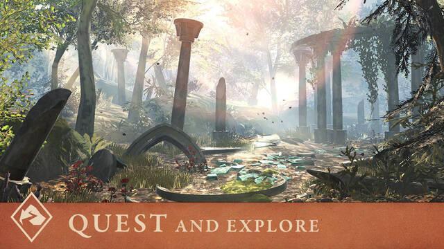 E3 2018: Anunciado The Elder Scrolls: Blades para móviles