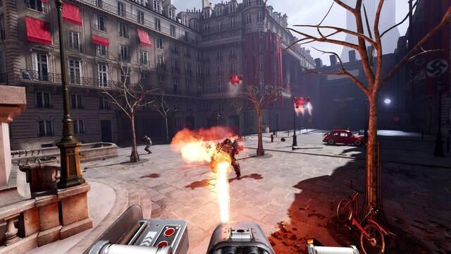 E3 2018: La realidad virtual de Wolfenstein: Cyberpilot se luce en un nuevo tráiler