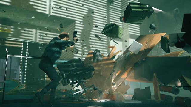 Control ofrece más libertad y es más oscuro que Quantum Break, según Remedy