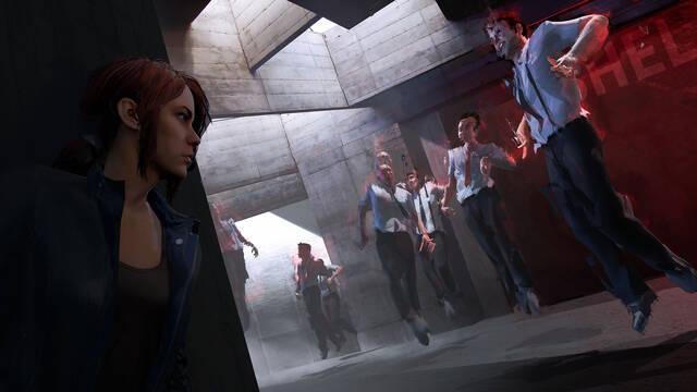 Control: Remedy quería volver a un mundo 'extraño' tras Quantum Break