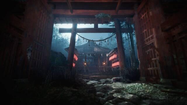 Nioh 2 presenta el editor de personajes y una nueva localización en imágenes