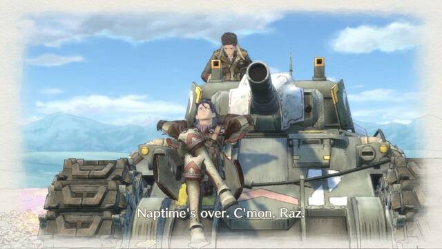 Ya disponible la demo de Valkyria Chronicles 4 en PS4, One, PC y Switch