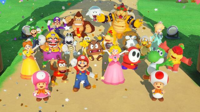 Super Mario Party es el juego más vendido de la semana en Japón