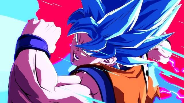 Así luce Dragon Ball FighterZ en Nintendo Switch