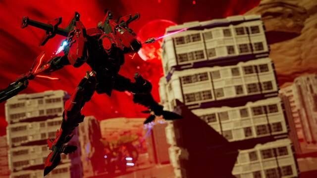 E3 2018: Anunciado Daemon X Machina para Nintendo Switch; llegará en 2019