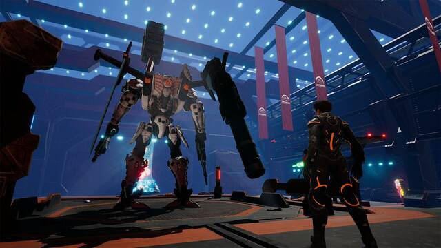 Daemon x Machina se deja ver en la Gamescom 2018