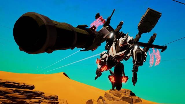 El equipo de Daemon X Machina cree que los juegos actuales son muy similares
