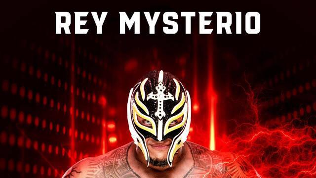 Rey Mysterio será un contenido de reserva de WWE 2K19
