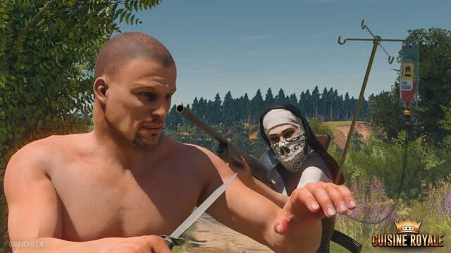 Cuisine Royale ya está disponible en Xbox One con el programa Insiders