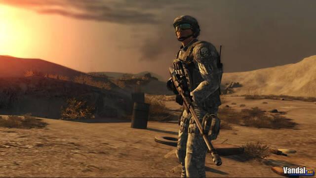 Primeras imágenes y vídeo de Ghost Recon Advanced Warfighter 2