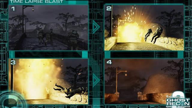 Ya disponible los nuevos mapas de Ghost Recon 2