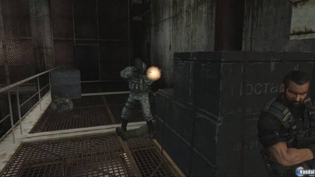 E3: Nuevas imágenes de Rogue Warrior