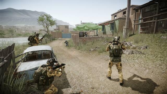 El shooter gratuito Warface llegará a PS4 el 18 de septiembre