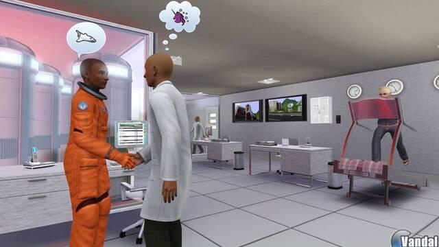 Descubre algunas de las profesiones de Los Sims 3
