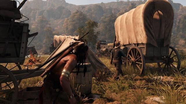 This Land Is My Land, el juego protagonizado por un nativo americano