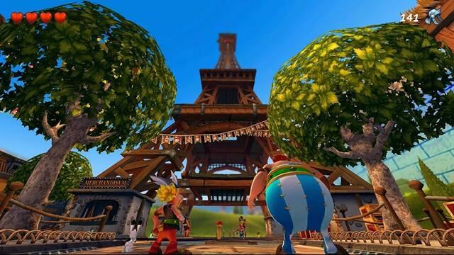 Resultado de imagen para asterix & obelix xxl 2 y xxl 3 remaster
