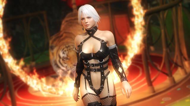 Dead or Alive 5 presenta sus nuevos trajes descargables
