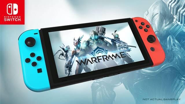 Warframe mejora su rendimiento en todos los sistemas gracias a Switch