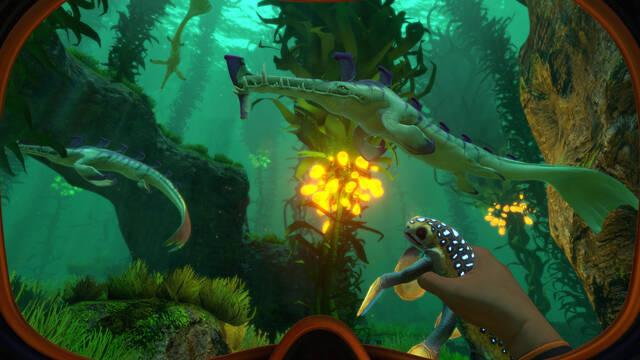 Subnautica ya está disponible en PS4 y Xbox One