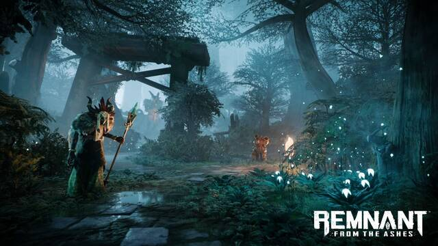 E3 2019: Remnant: From The Ashes muestra su postapocalítpico mundo