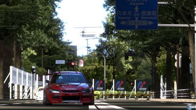TGS: Nuevas imágenes de Gran Turismo 5