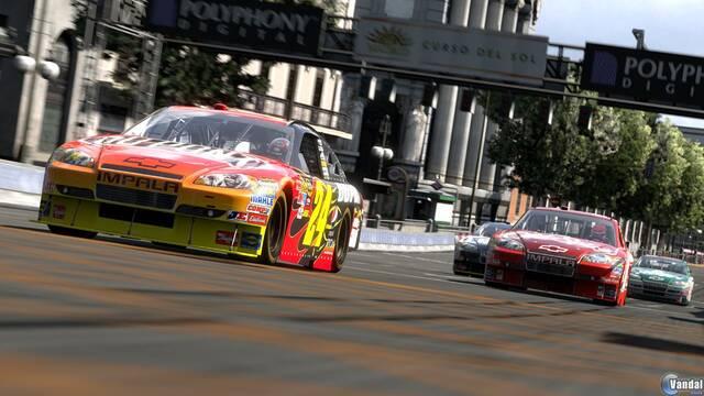 E3: Sony muestra más vehículos de Gran Turismo 5