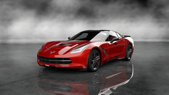 El Corvette Stingray llegará mañana a Gran Turismo 5