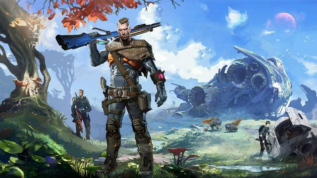 The Cycle es el nuevo shooter de Yager Entertainment y puede jugarse gratis en Epic Store