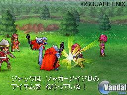 Nuevas imágenes de Dragon Quest IX