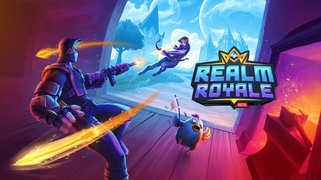 Realm Royale podría llegar muy pronto a Switch