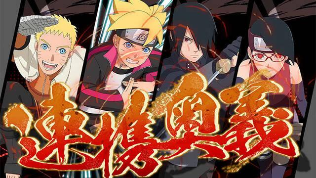 Naruto x Boruto: Borutical Generations se muestra oficialmente