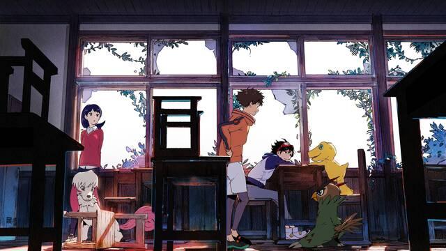 Digimon Survive se retrasa a 2021 de forma oficial