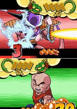 Primeras imágenes de Dragon Ball Z para Nintendo DS