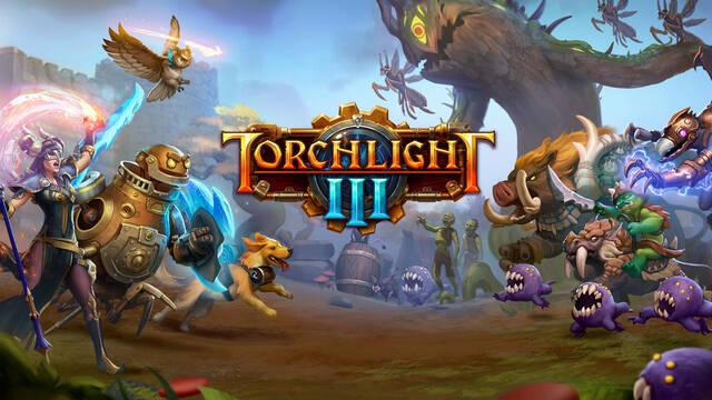 Torchlight 3 fecha de lanzamiento Switch PS4 Xbox One PC