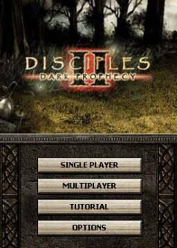 Anunciado Disciples II DS; primeras imágenes