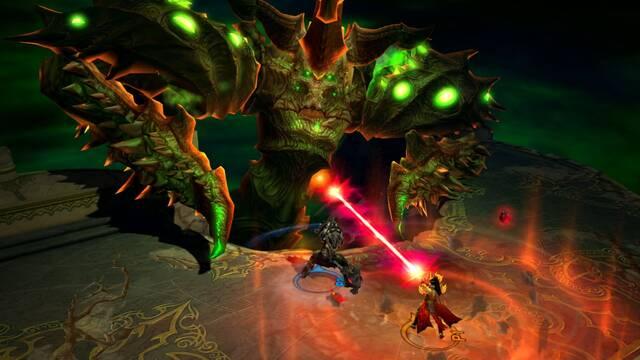 Blizzard sigue sin planes para el juego cruzado en Diablo III