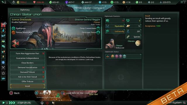 Stellaris: Console Edition se lanza el 26 de febrero