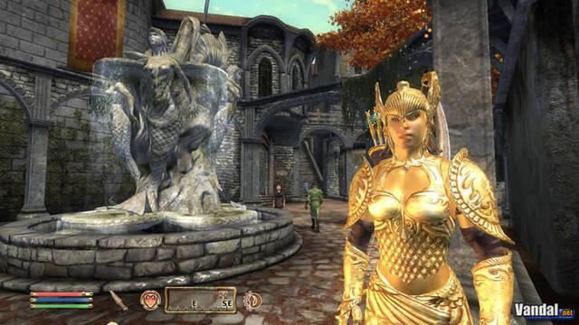 Anunciada una nueva expansión para The Elder Scrolls: Oblivion