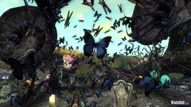 Nuevas imágenes de The Elder Scrolls IV: Shivering Isles