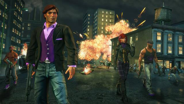 Saints Row: The Third para Switch muestra su jugabilidad en un nuevo vídeo