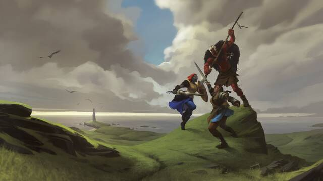 Gato Studio inicia su campaña de Kickstarter para The Waylanders
