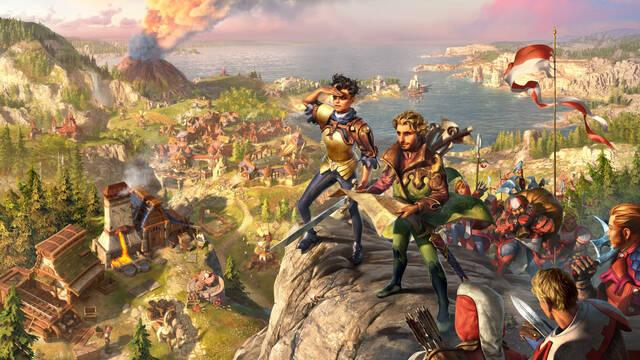 Ubisoft anuncia el regreso de The Settlers