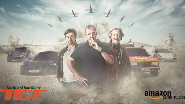 Amazon Game Studios anuncia The Grand Tour Game para Xbox One y PS4