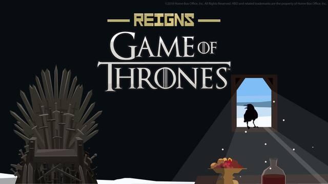 Anunciado Reigns: Game of Thrones para PC y teléfonos móviles