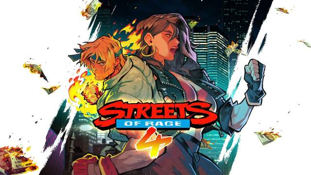 Get Those Classic Fighting Skills Ready STREETS OF RAGE 4 Has Been Announced