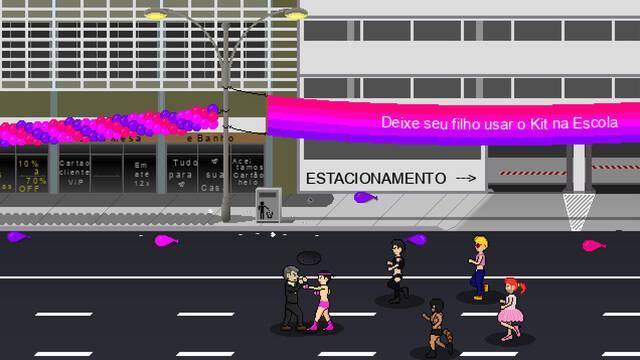 Brasil investiga un juego de Steam crítico con el candidato Bolsonaro