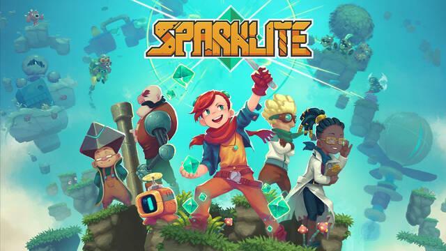 Sparklite: El roguelike al estilo Zelda llega el 14 de noviembre a PC y consolas