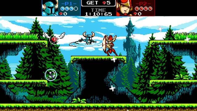 Se retrasan Shovel Knight: Showdown y King of Cards