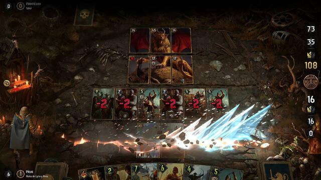 Thronebreaker: The Witcher Tales llega a Steam